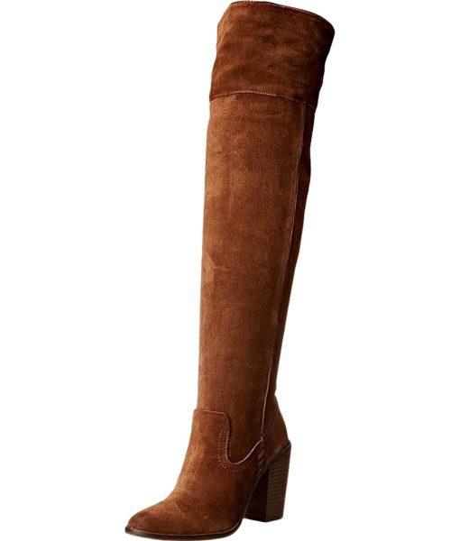 Dolce Vita Dolce Vita Women's Ozzie Acorn Suede Boot