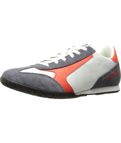 Diesel Claw Action S-Actwyngs Sneaker, Vaporous in Gray and Castlerock
