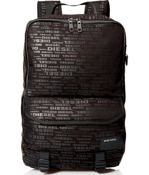 Diesel Ranks F-Close Back with Allover Logo