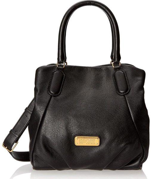 Marc by Marc Jacobs Q Fran Shoulder Bag in Black