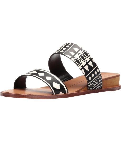 Dolce Vita Payce Wedge Sandal in Tribal Print Stella