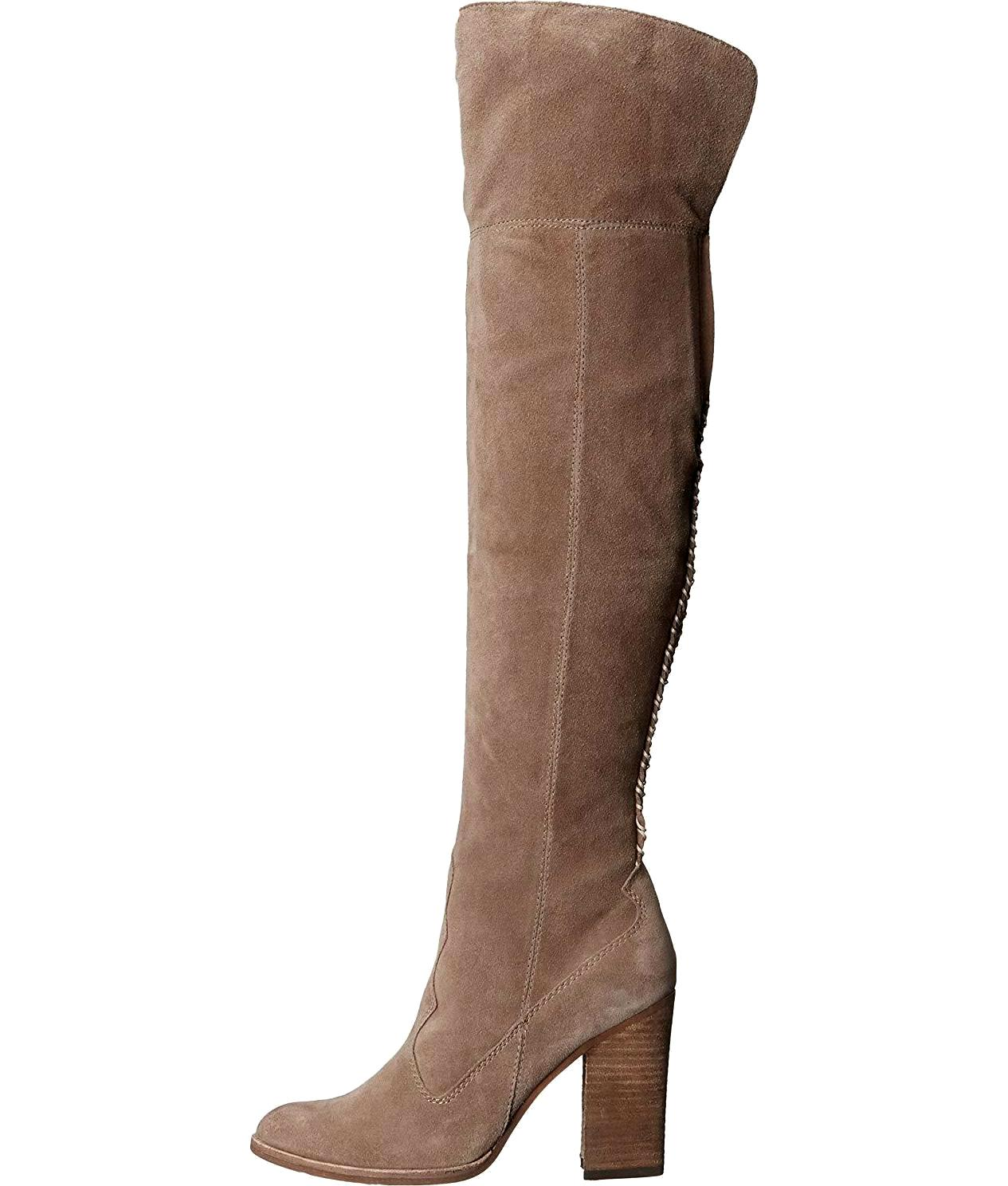 ba58c01c1d7 Dolce Vita Women s Cliff Western Boot in Light Taupe - Designer Boots