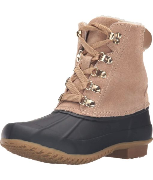 Joie Delyth Snow Boot in Gesso/Ivory
