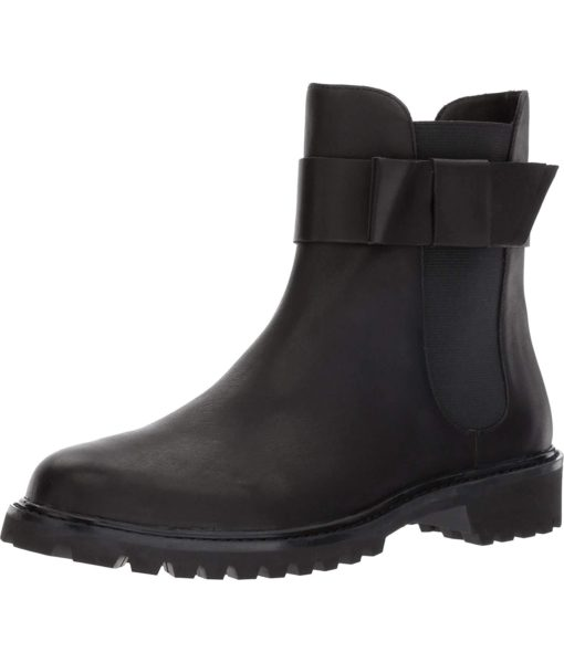 Joie Hollie Ankle Boot in Black