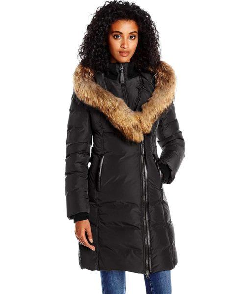 Mackage Kay Classis Down Coat in Black